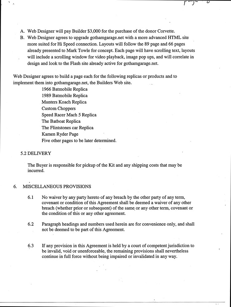 Contract 2 page 4